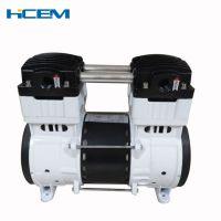 空压机小型高压无油静音空气压缩机打气泵 木工装修220V气泵
