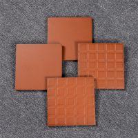 红缸砖 300*300工程瓷砖 防潮 防滑 吸水小地砖200*200