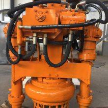 德州挖掘机液压铰刀清淤泵 液压抽沙泵 厂商 吸沙泵哪个厂家便宜