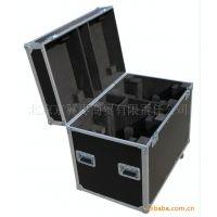 定做铝合金拉杆箱航空箱拉杆工具箱大号加固型仪器包装箱防震箱