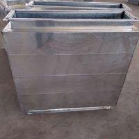 专业生产销售 镀锌板消声器 白铁消声器 阻抗消声器 管道消声器