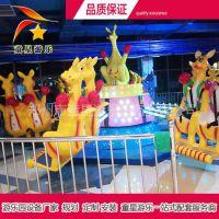 小型公园游乐设备价格童星欢乐袋鼠跳活力无限