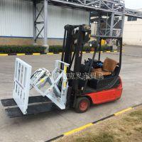 中德诺克叉车属具叉车推拉器滑板可留推拉器搬运置于滑板上的货物