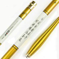 特价黄金色金枪台钓竿鲫鱼竿鱼杆高碳素超轻超细37调3.6.94.5.4米