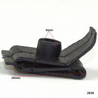 丰田汽车叶子板内衬螺母通用叶板内衬叶子板轮罩挡泥板螺母卡扣
