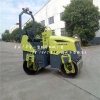 思拓瑞克ST2000柴油水冷2吨座驾压路机 适合西藏高海拔施工的小型压路机 全液压双钢轮震动碾子