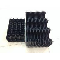 防静电EVA背胶海棉中空板隔板防静电防震格子板