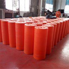 供应环海滚塑拦污浮体浮筒浮排(FT40100)