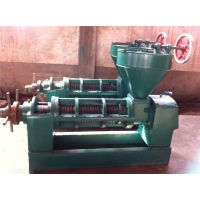 6YL-125型冷热两用螺旋榨油机 全自动榨油机 新型螺旋榨油机配件