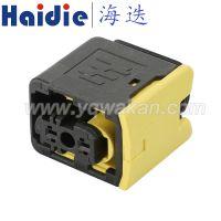 AMPTYCO2芯防水连接器乐清海迭汽车连接器1-1418448-2