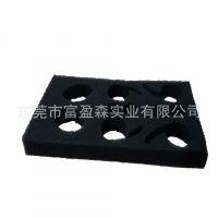 东莞富盈森厂家专业生产黑色超弹儿童沙发家私海绵加工定制