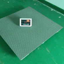 耀华系列缓冲电子地磅SCS-3吨电子秤