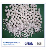 淄博赢驰生产铝炉用耐高温95氧化铝陶瓷蓄热球