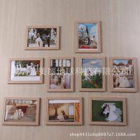 实木照片墙装饰画客厅儿童现代相框墙挂墙创意组合卧室餐厅相片墙