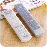空调电视遥控器套 机顶盒遥控器透明硅胶保护套 防尘防水硅胶套