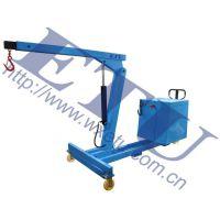 ETU易梯优,工厂直销 电动平衡重单臂吊 电动单臂吊 电动小吊车 