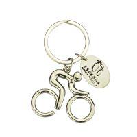 厂家批发自行车钥匙扣圈  钥匙挂件配饰 创意小礼品钥匙扣活动