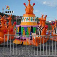 欢乐袋鼠跳儿童游乐设备价格童星游乐设备厂家质量好