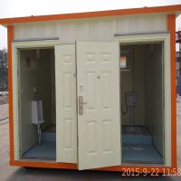 集装箱厕所 移动景区厕所设计生产 集装箱公共卫生间