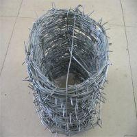 刺铁线 刺绳护栏网 高速公路刺线