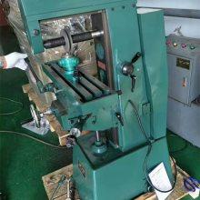 特价直供RSF214/216小型卧式铣床厂家- 手动铣扁机/开槽机厂家