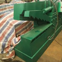 液压式多功能金属剪切机 全自动鳄鱼剪切断设备现货