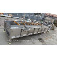 马铃薯清洗机 根茎类清洗设备 利特牌果蔬加工设备厂家