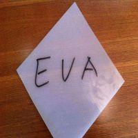 定做隧道涵洞地铁防渗工程用EVA防水板 白色透明防水塑料板
