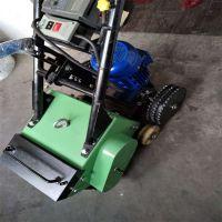 森创280型电动地坪铲削机 旧塑胶跑道铲除机