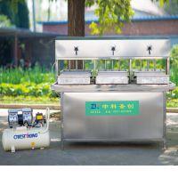 原厂供应做豆腐的机器在那里买 100斤豆腐的利润多少 豆腐生产机器