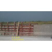 水泥预制防撞墙钢模具安装步骤