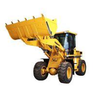 野牛矿山型轮式装载机