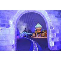 创意冰雕展冰雪世界制作出租人气展览道具冰雕展