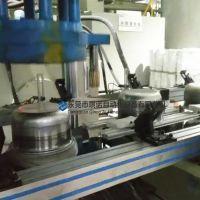 马达壳模内多工位冲压机械手 冲床机械手自动化