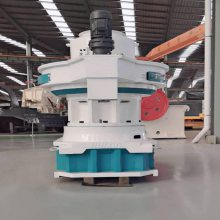 江西木材颗粒机价格  立式环模颗粒机厂家  江西稻壳颗粒机设备
