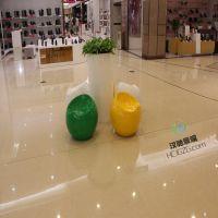 厂家特卖玻璃钢时尚苹果座椅 创意优雅高档板凳  室内休闲区摆件