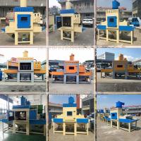 深圳尚柏厂家直销输送式自动喷砂机