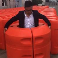各种颜色管线浮子定制尺寸疏浚浮体厂家