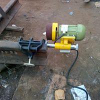 铁路断面打磨机端磨机钢轨端面机DM-I型电动钢轨端磨机程煤