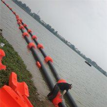 海上船舶浮体大口径塑胶管道浮筒制造商