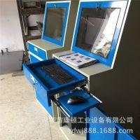 湖南工业电脑主机柜 四川工业PC电脑柜厂家 广西工业电脑显示屏柜