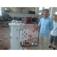 郑州豫信气体蒸汽 电加热 水浴式气化器 液氮 液氩 液氧 LNG LPG热水循环气化器