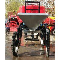 自走式高杆作物喷杆打药机 优质农业机械 玉米高粱小麦喷雾机