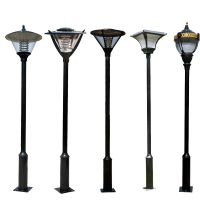 江苏源美光电生产3米45wLED庭院灯道路照明路灯灯杆