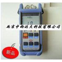 中西便携式三合一光纤损耗测试仪型号:SWK6-ADN-550库号:M325038