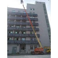 广州天河出租36米柴油直臂高空车