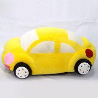 批量定做 毛绒汽车玩具 汽车展会礼品玩具 来图定制毛绒汽车