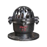 H42X铸钢法兰升降式底阀生产厂家