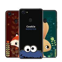 手机壳oppoa73硅胶软壳防摔oppoF5手机保护套磨砂轻薄款全包边彩绘卡通