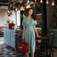 亚尼蒂斯服饰折扣店加盟折扣 女装代理什么品牌好尾货棕色多种款式